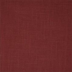 Apple Linen Swatch red fabric for custom window treatments: draperies, roman shades, top treatment | BestWindowTreatments.com