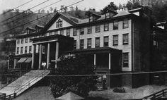 The Wilson-Weaver YMCA, East Williamson, WV, 1930's.