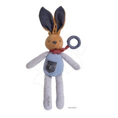 Kaloo Denim Musical Rabbit -- See this great product. Baby Playroom, Bunny Face, Baby Music, Baby Games, Toddler Toys, Printing On Fabric, Car Seats, Musicals, Baby Bunnies