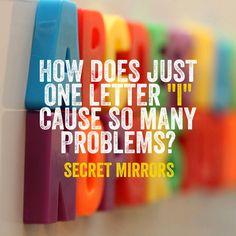 Ego   Secret Mirrors