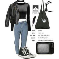#grunge #softgrunge #indie #rock #punk #alternative #style -A