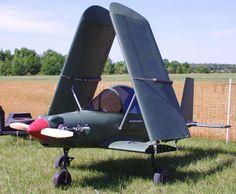 Hummel Bird aircraft plans, Hummel Bird experimental, amateur built, and light sport aircraft plans. Ultralight Plane, Kit Planes, Light Sport Aircraft, Jm Barrie, Bush Plane, Flying Vehicles, Airplane Fighter, Flying Drones, Private Plane