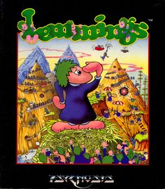 Lemmings (Psygnosis, 1991)