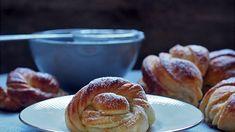 Mini vaniljeknuter – Ida Gran-Jansen French Toast, Breakfast, Mini, Sweet, Food, Breakfast Cafe, Essen, Yemek, Meals