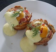These are amazing, and so easy to make. You will be the new king of breakfast , in the eyes of the person or people you make this for.