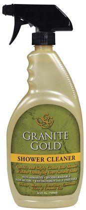 Granite Gold Shower Cleaner 24oz $7.59