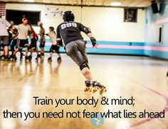 KhaosTheoryBlog.com for roller derby, motivation, challenges, training, and more
