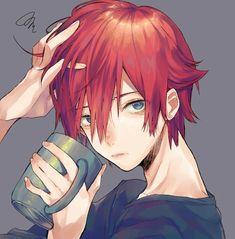 ☆Save = Follow -Sarito Ryoushi❤♧ Hot Anime Guys, Cute Anime Boy, Anime Boys, Character Inspiration, Character Art, Character Ideas, Ecchi, Manga Boy, Boy Art