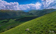 Gruzja, Tuszetia fotografia krajobrazu Yazhubal.pl