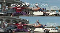 Break dance Moscow 3D clip