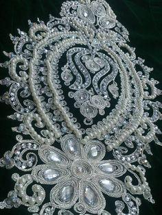 Broderie de paillettes et de perles - Поиск в Google