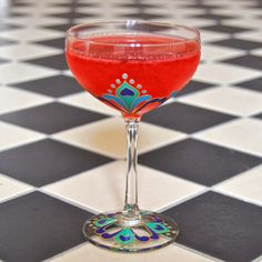 Friday Cocktail: The Scarlet Woman | Vinspire