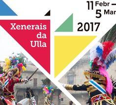 Carnaval Rural Tradicional. Xenerais da Ulla 2017. Ocio en Galicia   Ocio en Santiago. Agenda actividades. Cine, conciertos, espectaculos