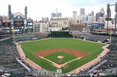 Comerica Park 2010 #Tigers #MLB