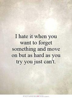 It so hard