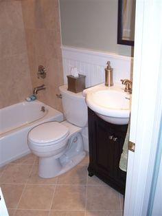 Subway Tile Mansion Drive Pinterest Small Bathroom Subway - 5x7 bathroom design for small bathroom ideas