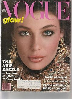 Kelly LeBrock on cover, photographed by Richard Avedon. Home of Greek art collector Alexander Iolas. An interview with Deborah Turbeville. Greta Garbo incognito in New York. Condé Nast , 1981 paperback, very good condition Vogue Magazine Covers, Vogue Covers, Diana Ross, Kelly Labrock, Bad Makeup, Worst Makeup, Retro Makeup, Beauty Makeup, Catherine Mcneil