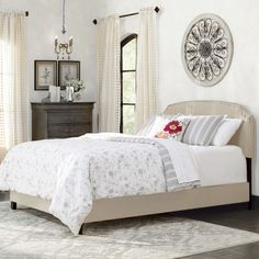 Found it at Joss & Main - Jacob Upholstered Bed