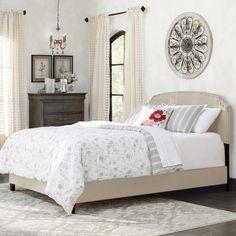 Jacob Upholstered Bed | Joss & Main