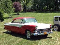 101 best ford 1955 images ford fairlane vintage cars antique cars rh pinterest com