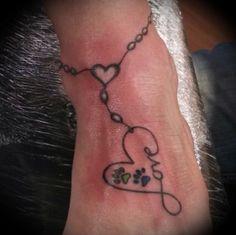 tattoos that look like bracelets - Google zoeken                                                                                                                                                                                 More