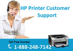HP Printer Support 1-888-248-7142
