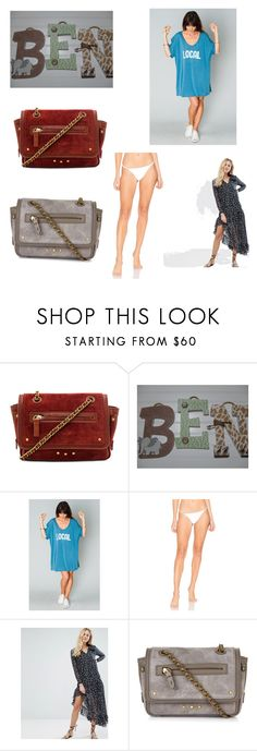 """Benji"" by audjvoss ❤ liked on Polyvore featuring Jérôme Dreyfuss, Kopper & Zink and Walter Baker"
