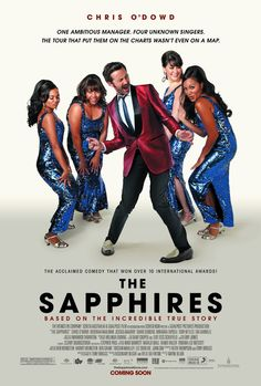 The Sapphires opens Friday, April 19th.