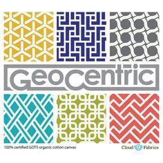 GeoCentric '13 by Michelle Engel Bencsko | Cloud9 Fabrics, via Flickr