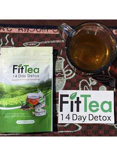 Fit Tea is a loose leaf tea that contains a powerful blend of Organic green tea, Oolong Wu Yi, Garcinia Cambogia Extract, Pomegranate, Organic Rooibos, Ginger,