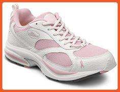e51129619479 Dr. Comfort Women s Victory Plus Pink Diabetic Athletic Shoes - Athletic  shoes for women (