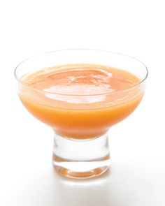 Frozen Peach Margaritas Recipe | Martha Stewart