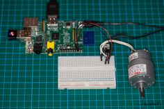 HOWTO – Switching on/off a DC motor with a Raspberry Pi