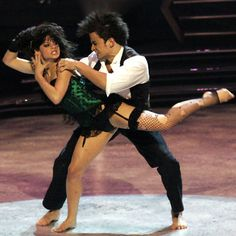 Courtney Galiano and Mark Kanemura   SYTYCD