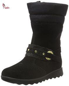 Ecco Aspen, Bottes Classiques Fille, Noir (Black/BLACK53859), 35 EU - Chaussures ecco (*Partner-Link)