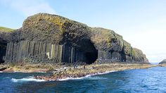 Isle of Staffa and Fingals Cave