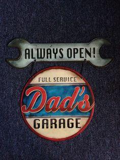 Shed /& Bar Sign, BEER  Garage Rustic Look Vintage Tin Signs Man Cave
