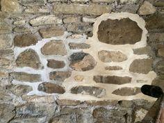Mintákat készített a fugázáshoz Jani bá' a kőművesünk. Tetszik a világosszürke és a sárgásabb is. De nehéz dönteni... Provence, Painting, Painting Art, Paintings, Painted Canvas, Drawings, Aix En Provence