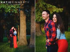 Field of Yellow Wildflowers Rochester Spring Engagement Session at Mendon Ponds Park  | https://www.katiefinnertyphotography.com/blog/2017.6.15.rochester-engagement-session-hannah-pj