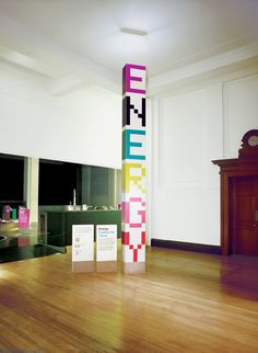 Science Museum – Energy Gallery 2004   Exhibition   Graphic Thought Facility