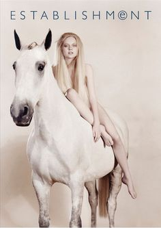Horse in Advertising by Michele Aboud for Malbourne Cup | http://pegasebuzz.com/leblog