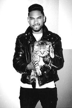 Miguel gives off that bad boy vibe which if course makes me attracted to him