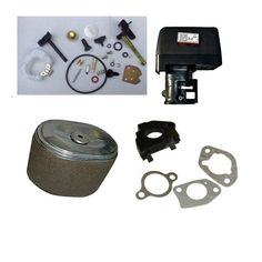 Honda GX160 5.5HP Carburetor Repair Kit Air Filter Box Gasket Set Honda 5.5 HP