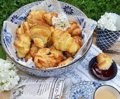Rezept Croissants - so gut wie bei den Franzosen! von nirak96 - Rezept der Kategorie Backen süß