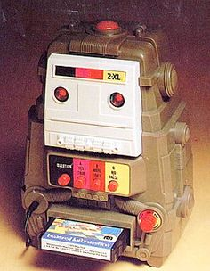 2-XL: The 8-track tape goes educational with 2-XL! Could anything possibly be more 1970's?