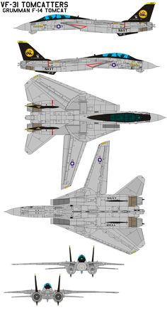 Grumman Tomcat Tomcatters CALLSIGN: TOMCAT At sixty-one years of age is the second oldest continuously active US Navy aircraft squadro. Us Navy Aircraft, Military Aircraft, Air Fighter, Fighter Jets, Uss Lexington, Airplane Drawing, Naval Aviator, F14 Tomcat, Air Force