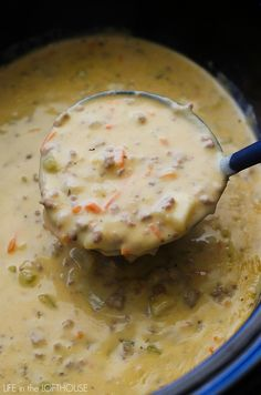 crock pot cheeseburger soup, soup, main course I double this for my family of 5 so we can have leftovers. Wonderful with homemade bread!