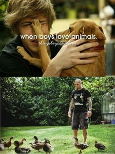 When boys love animals | Phil Anselmo, better than any silly boy.