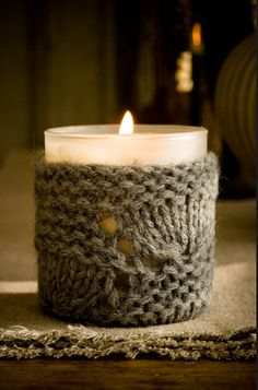 sweaters, craft activities, candle holders, candles, glass