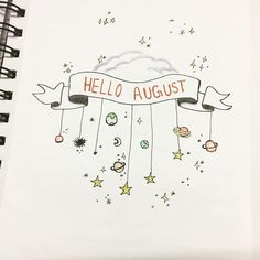 The Bullet Journal Monthly Spread is a necessity for staying organized. I've compiled 40 bullet journal monthly layouts to keep you inspired for years! Bullet Journal August, Bullet Journal Monthly Spread, Bullet Journal Cover Page, Bullet Journal Themes, Bullet Journal Layout, Journal Covers, Bullet Journal Inspiration, Bullet Journal Months, Junk Journal
